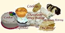 Specialty Desserts